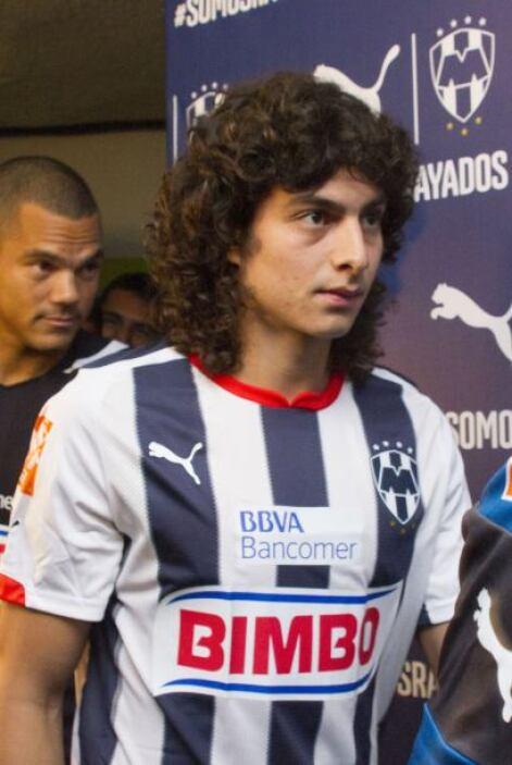 Otro jugador que llegó a Monterrey es el colombiano Stefan Medina, el co...