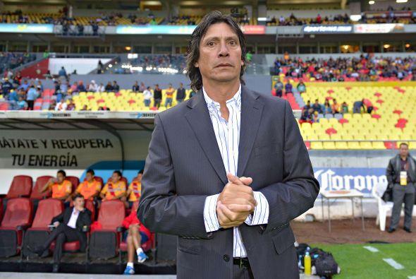 Para consuelo del entrenador el equipo ha mostrado fútbol en lapsos de j...