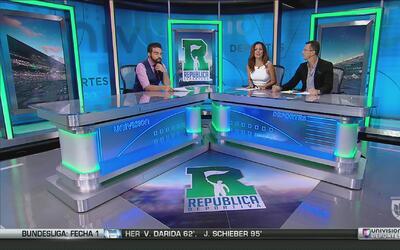 Debate República Deportiva: ¿Debe salir Ambriz del América?