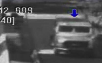 Revelan el video de un impactante intento de asalto en México