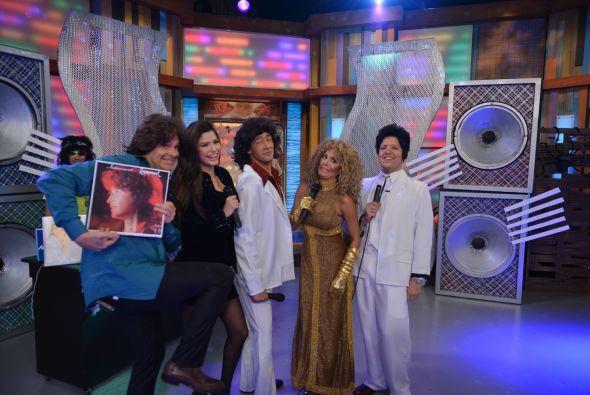 ¿Los reconoces? Alan, Ana, Johhny, Karla y Raúl se transformaron.