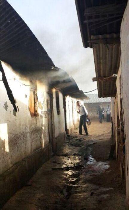 Las autoridades sospechan que el ataque podría ser obra de la milicia ra...