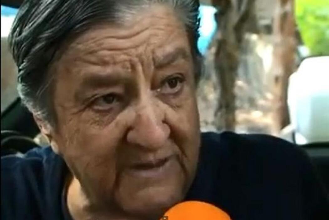 En el centro de todas las miradas se encuentra Rosa del Carmen Verduzco,...