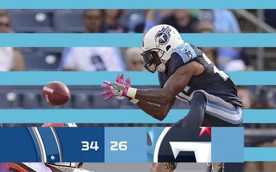 Las mejores imágenes de cada juego de la Semana 7 NFL