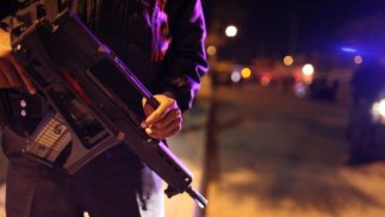 Un menor de 14 años confesó ser el líder de un grupo criminal al ser det...