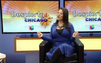 Ericka Pino te cuenta todos los detalles de Dancing with Chicago Celebri...