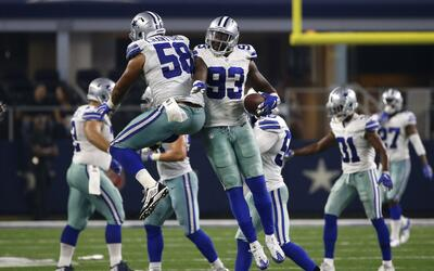 Dallas Cowboys superó 31-17 a Chicago Bears