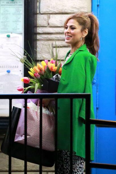 La actriz festejó su cumpleaños 41 el fin de semana pasado y al parecer...
