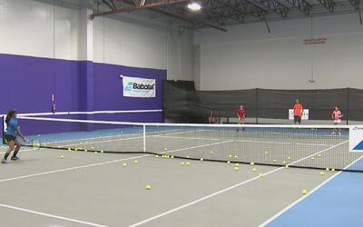 Passion 4 Tennis, una opción para practicar tenis bajo techo en Miami