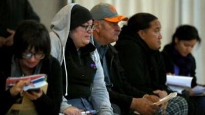 Los defensores del alza al salario mínimo afirman que será una lucha con...