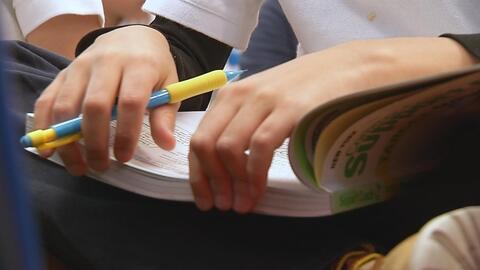 La lucha por leer a la par de tu nivel escolar, cuando acabas de empezar...
