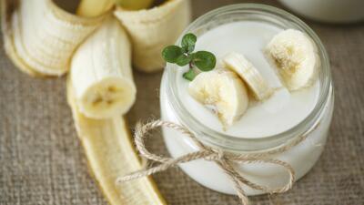 Te presentamos dos fantásticas recetas con plátano.
