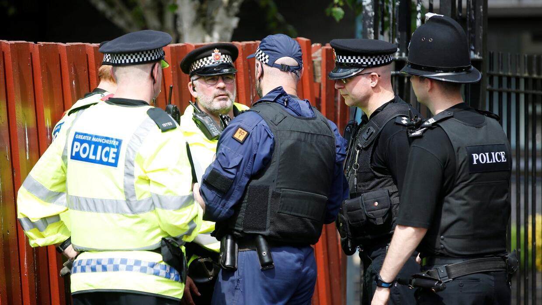 Policía británica capturó a la mayor parte de la red vinculada con el at...