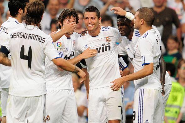 Cristiano Ronaldo tuvo su mejor año desde que llegó al clu...