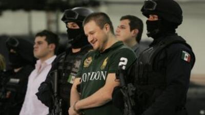 Un juez mexicano dictó un arraigo de 40 días contra Edgar Valdez Villarr...