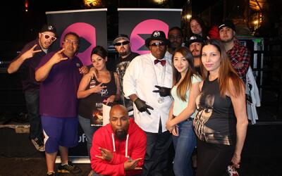 Tech N9ne Meet & Greet 2015