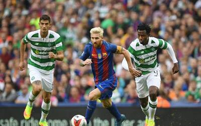 Barcelona vs. Celtic