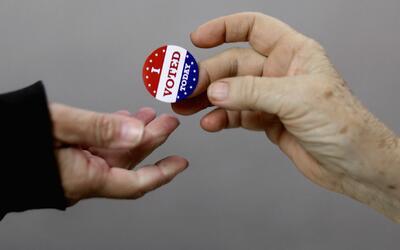 Hasta el 24 de octubre puede registrarse para votar en las elecciones de...
