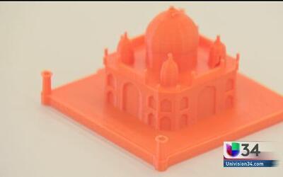 ¡Impresoras ahora son tri dimensionales!