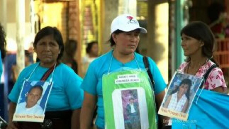 Decenas de madres centroamericanas participan en emotiva caravana por Mé...