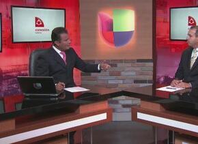Senador Tony Mendoza habla sobre Trump