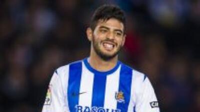 Carlos Vela.