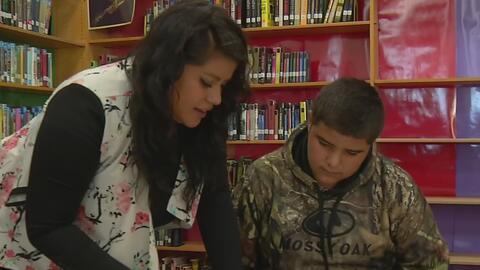 Los hermanos Moreno superaron la barrera del idioma para estudiar en inglés