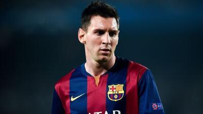 El argentino habría sidoinfiltrado por problemas de esguince en uno de...