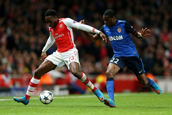 El partido en el Emirates Stadium comenzó con un Arsenal proposit...