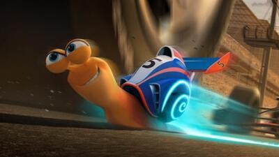 'Turbo' - Tráiler