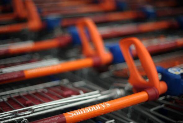 88 MILLONES DE LIBRAS- Será lo que ganen los supermercados londinenses m...