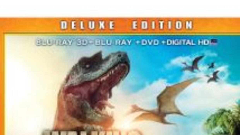 """Se estrena en Blu-ray"""" 3D, Blu-ray y DVD el 25 de marzo"""