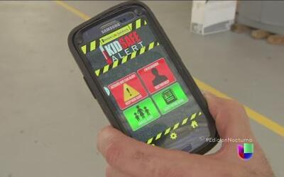 Una app evitaría que mueran más niños dentro de sus vehículos