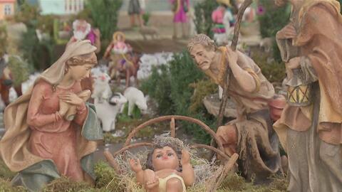 Conozca las diferentes presentaciones del nacimiento de Jesús que tiene...