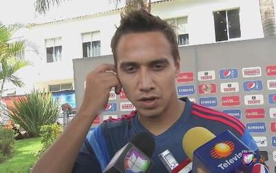 Gerardo Rodríguez: 'Estamos tranquilos'