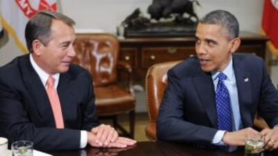 Las negiciaciones entre ambas partes aún no han llegado a ninguna conclu...