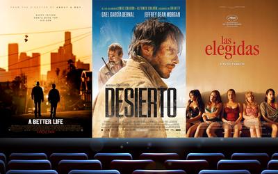 El cine que cruza fronteras.