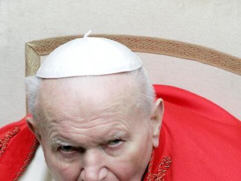 Juan Pablo II fue el Papa número 264 en la historia de la Iglesia...