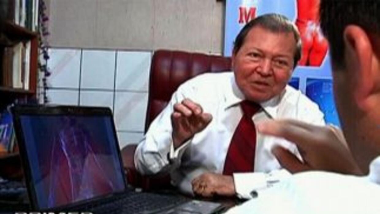 El doctor José Macklif aseguró que a través de una cirugía puede curar l...