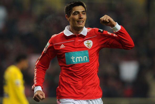 Oscar Cardozo  En Portugal sigue anotando Oscar 'tacuara' Cardozo. Fue e...