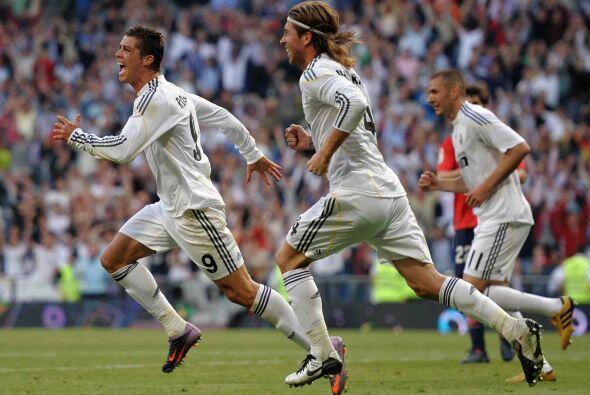 Pero el Madrid se supo levantar hasta en dos ocasiones y fue liderado po...