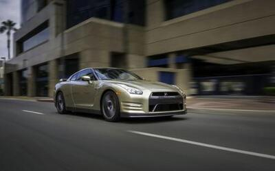 Nissan GT-R 45th Anniversary Gold Edition 2016
