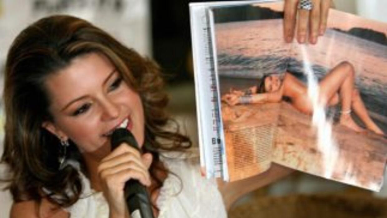 """Alicia Machado posó nuevamente en """"Playboy"""" 1e07d545619f4754ab7fe0779c02..."""