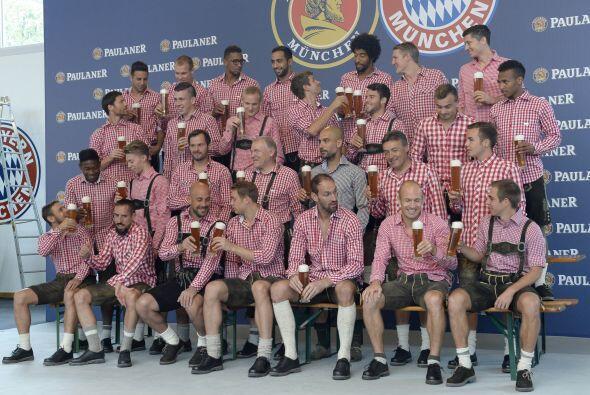 En Alemania el Bayern de Guardiola se españoliza un poco m&aacute...