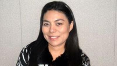 María Elena Sánchez pidió por la reforma migratoria. Un deseo a favor lo...