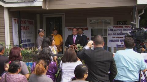 Dueño de las viviendas de HMK suspende desalojo programado para junio