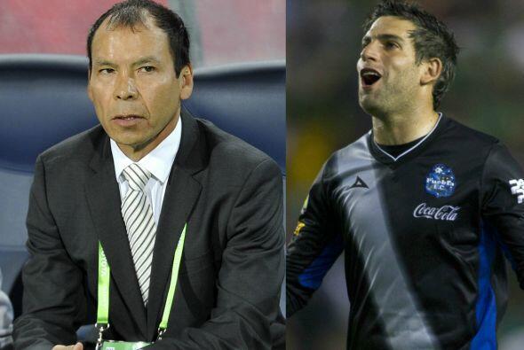 El Técnico de Chiapas, José Guadalupe Cruz, sustituye al g...