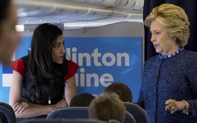 El FBI investiga la computadora de Anthony Weiner y Huma Abedin