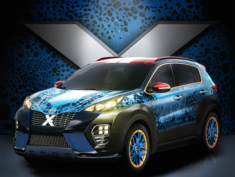 Kia Sportage X-Car