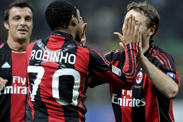 Milan ganó, gustó y goleó.